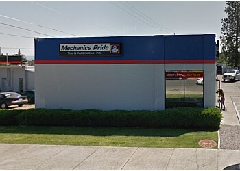 Spokane car repair shop Mechanics Pride Tire & Automotive, Inc.