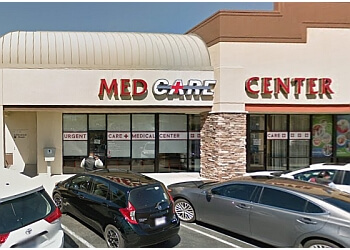 Roseville urgent care clinic Med Care Medical Center