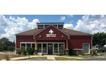 Rochester veterinary clinic Med City Animal Hospital