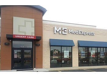 Indianapolis urgent care clinic MedExpress Urgent Care