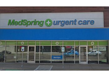 Dallas urgent care clinic MedSpring Urgent Care