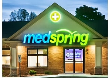 Naperville urgent care clinic MedSpring Urgent Care
