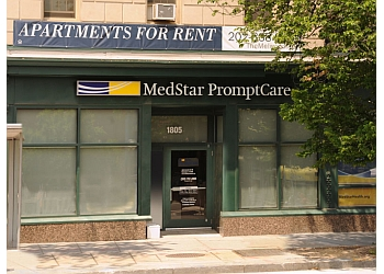 Washington urgent care clinic MedStar PromptCare