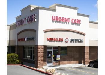 West Valley City urgent care clinic Medallus Medical Urgent Care