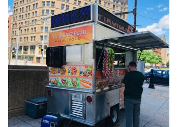Baltimore food truck Mediterranean Halal Food