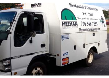 Athens electrician Meehan Electrical Services