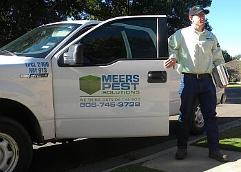 Lubbock Pest Control Company Meers Solutions