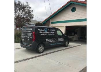 Fullerton hvac service Mega Clean Air- Air Conditioning, Heating & Appliances Services, Installation & Repair