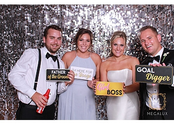 St Louis photo booth company Megalux Photo Booth