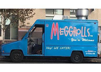 Alexandria food truck Meggrolls