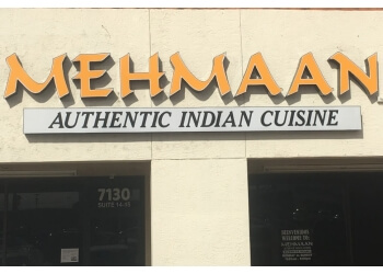 El Paso indian restaurant Mehmaan Indian Cuisine