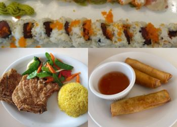 Charleston thai restaurant Mei Thai Restaurant & Sushi Bar