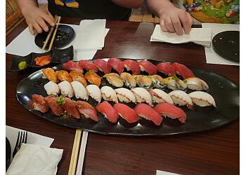 San Bernardino sushi Meiga Sushi