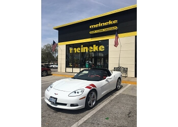 Clearwater car repair shop Meineke Car Care Center