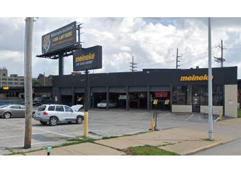 St Louis car repair shop Meineke Car Care Center