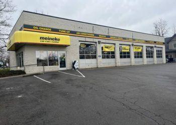Vancouver car repair shop Meineke Car Care Center