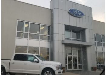 Wichita car dealership Mel Hambelton Ford