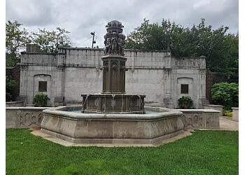 Pittsburgh public park Mellon Park