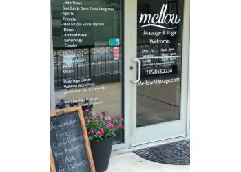 Philadelphia massage therapy Mellow Massage and Yoga