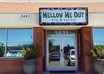 Sacramento spa Mellow Me Out Day Spa