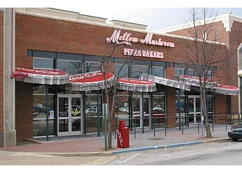 Chattanooga pizza place Mellow Mushroom