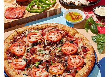 Greensboro pizza place Mellow Mushroom