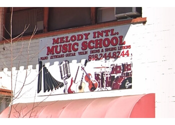 Glendale music school Melody International Music School