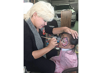 San Bernardino face painting Memorable Event Entertainment