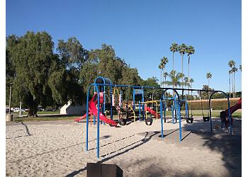 Santa Ana public park Memorial Park