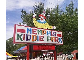 Cleveland amusement park Memphis Kiddie Park