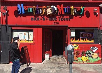 San Francisco barbecue restaurant Memphis Minnie's