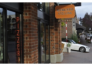 Bellevue pizza place Mercato Stellina Pizzeria