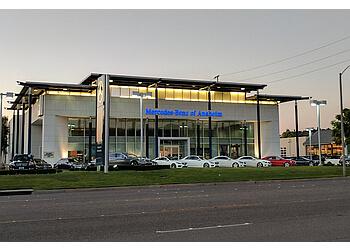 Anaheim car dealership Mercedes-Benz of Anaheim