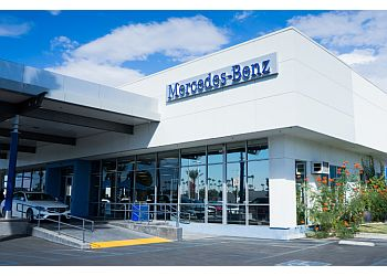Bakersfield car dealership Mercedes-Benz of Bakersfield