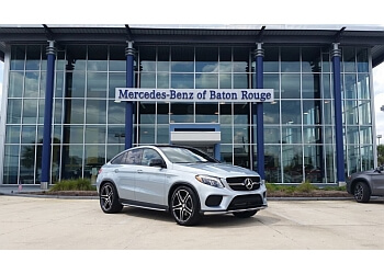Baton Rouge car dealership MERCEDES-BENZ OF BATON ROUGE
