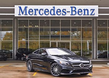 Cincinnati car dealership Mercedes-Benz of Cincinnati