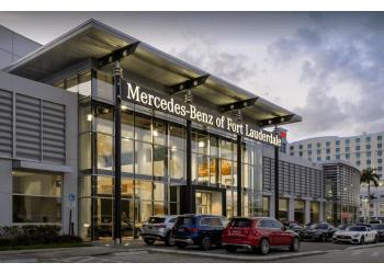 Fort Lauderdale car dealership Mercedes-Benzof Fort Lauderdale