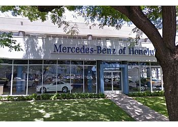 Honolulu car dealership Mercedes-Benz of Honolulu