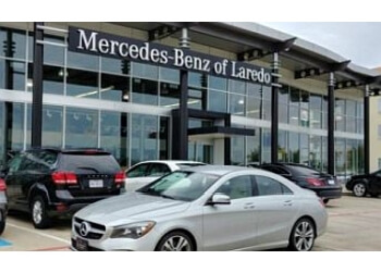 Laredo car dealership Mercedes-Benz of Laredo