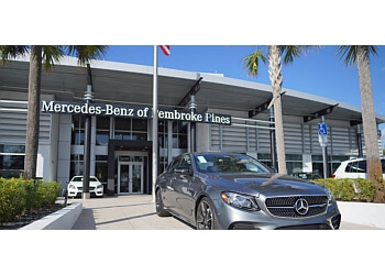 Pembroke Pines car dealership Mercedes-Benz of Pembroke Pines