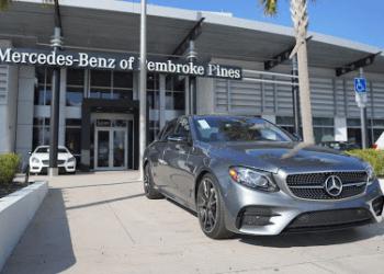 Pembroke Pines car dealership Mercedes-Benz of Pembroke Pines