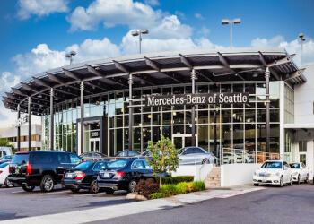 Seattle car dealership Mercedes-Benz of Seattle