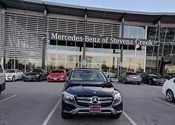 San Jose car dealership  Mercedes-Benzof Stevens Creek