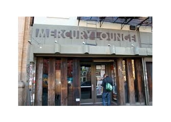 New York night club Mercury Lounge