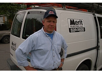 Spokane electrician Merit electric