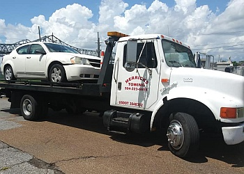 New Orleans towing company Merricks Towing LLC