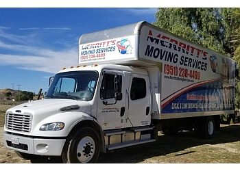 Moreno Valley moving company Merritt's Moving Services
