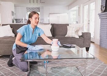 Amarillo house cleaning service Merry Maids of Amarillo