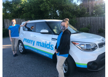 Augusta house cleaning service Merry Maids