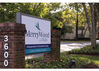 Charlotte assisted living facility MerryWood on Park